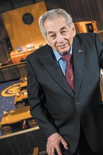 """Executive Profile: Ernest """"Ernie"""" Garfield, chairman, Interstate Bank Developers Inc., U.S. Criminal Records Agency Justice Depot Foundation Inc., Alliance OutReach Inc."""