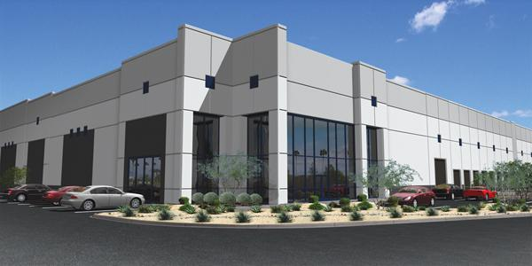 Sun State Builders is planning this 450,000-square-foot industrial structure in Buckeye.