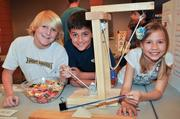 Children were treated to more learning experiences this year as the second annual Arizona SciTech Festival included events throughout the state.