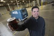 Andy Ingram, co-founder of Four Peaks Brewery in Tempe, says the craft beer industry is growing across Arizona.