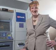 Mary Martuscelli is the new Western regional president for US Bank's private banking business.