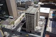 The Hotel Monroe at Central Avenue and Monroe Street has been vacant since a deal to redevelop it fell apart in 2008.
