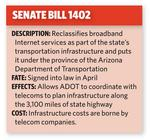 Arizona DOT to oversee rural broadband expansion effort