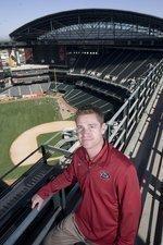 Executive Profile: Cullen Maxey, executive vice president for business operations, Arizona Diamondbacks