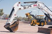 RSC Holdings Inc. has had a good year as more companies turn to renting heavy equipment rather than buying it themselves, executives said.