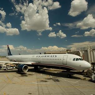 US Airways Group Inc. is the dominant carrier at Charlotte Douglas International Airport, where the airline maintains its largest hub.