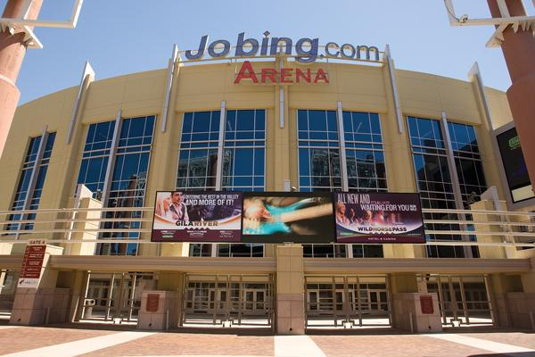 Glendale is seeking  a new arena management deal for Jobing.com Arena, home of the Phoenix Coyotes.