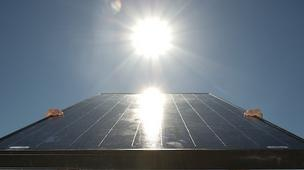 Major solar users haven't zeroed in on South Florida, a research report shows.