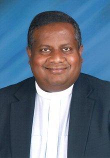 Reverend Paulsson Rajarigam
