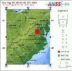 Virginia earthquake felt in Pittsburgh