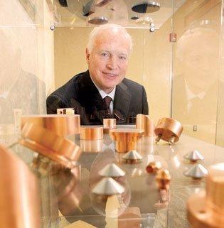 Francis Kramer, president/CEO of II-VI Inc. (Nasdaq: IIVI).