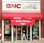 GNC opens first retail store in China