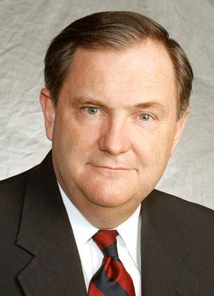Recently departed Michael Baker President/CEO Bradley Mallory.
