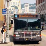 Port Authority to get natural gas fueling station. What about buses?