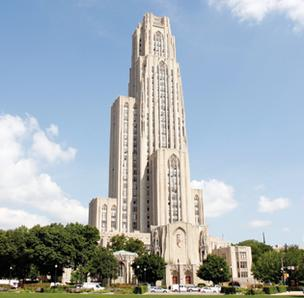 University of Pittsburgh Cathedral of Learning spending cuts