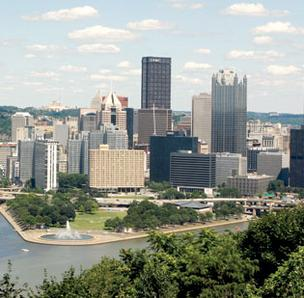 Pittsburgh is the sixth most-populous city in the U.S., according to the On Numbers analysis of U.S. Census Bureau data.