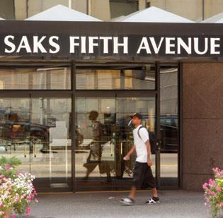 The former Saks Fifth Avenue building in Pittsburgh could be purchased by the Urban Redevelopment Authority.
