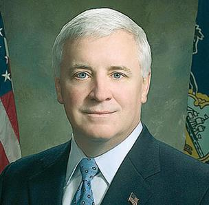 Gov. Tom Corbett's proposed budget for the next fiscal year keeps public-school funding relatively flat.
