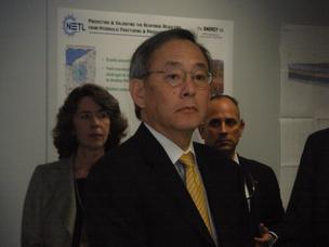 DOE Sec. Chu talks shale in Pittsburgh