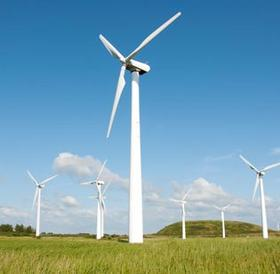 A unit of General Electric will invest $156 million in the Prairie Rose wind farm.