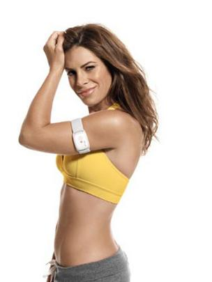Pittsburgh-based BodyMedia Inc. has named trainer and TV host Jillian Michaels as a celebrity endorser for its BodyMedia FIT Armbands.