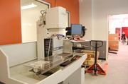 A CNC milling machine at the TechShop in Bakery Square.