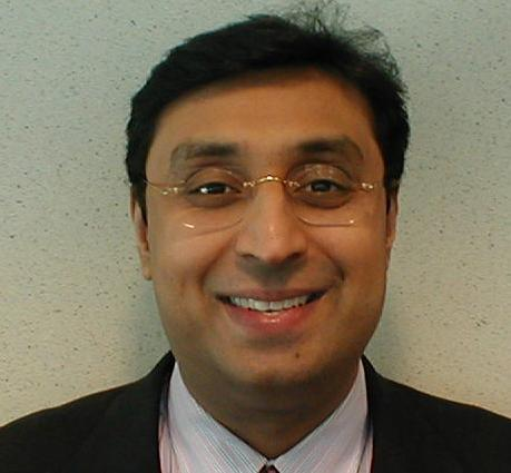 Venkee Sharma, president and CEO of Aquatech International Corp.