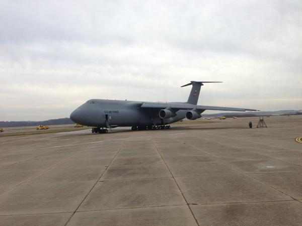 The cuts from sequestration will affect the 911th Airlift Wing in Pittsburgh.