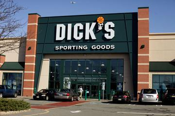 Dick's sees profits, revenue rise