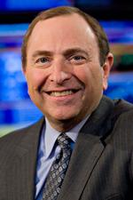 <strong>Bettman</strong> 'grateful, excited' about NHL start