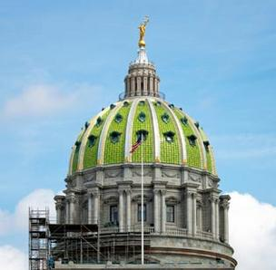 Pennsylvania has gotten a one-month extension on a decision about health insurance exchanges.