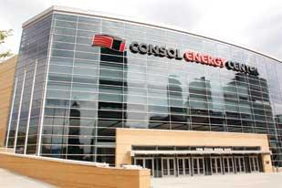 Consol Energy Center could host a game in September bringing together 40 of hockey's top prospects.