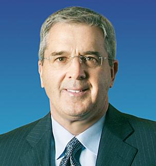 Charles Bunch, CEO of No. 2 PPG Industries Inc.