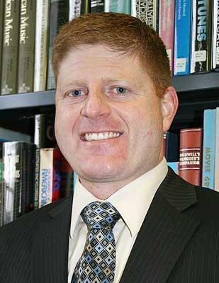 David Mariner, program dean, Waynesburg University — Master of Business Administration