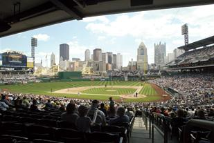 It was also the second-largest attendance in PNC's history for a three-game series with 116,064 people.