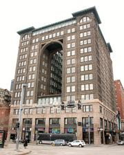 Coming in at No. 3 on the list was the Renaissance Pittsburgh Hotel, with a sale price of $45,385,000.