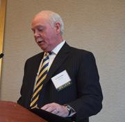 Randall K. Sadler, managing partner of Sadler Law, discussed why the Houston, Texas-based law firm opened a Pittsburgh region office for energy clients. The company's office is at Southpointe.