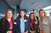 From left: Joanne Silowash of Schneider Downs, Amy Kletch of Schneider Downs, Jamie Margerl of Schneider Downs and Ashley Cvrkel of sdlc Partners.