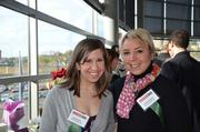 Angelica Ross of The Sewickley Spa, left, and Jonelle Connelly of The Sewickley Spa.