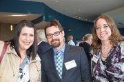 Dawn Granata of First Commonwealth Bank, Nathan Culp of First Commonwealth Bank, and Melissa Bartolomeo of First Commonwealth Bank.