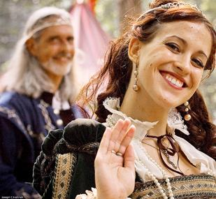 The Greater Pittsburgh Renaissance Festival kicks off Aug. 25 and continues every weekend through September. The festival runs rain or shine and has free parking.