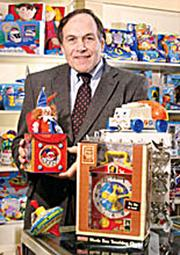 """Jack Cohen Owner S.W. Randall Toyes and Giftes Local independent toy store with three locations — Downtown, Shadyside and Squirrel Hill. Holiday sales: Reached in the last week before Christmas, Cohen said: """"I'd say it's on par with years past. I think people are shopping later."""" Hot sellers: While he was pleased to say there was no one hot toy driving sales for the industry, Cohen reports his store is selling a lot of yo-yos, whether they're by the classic brand of Duncan or the new Yo Yo Factory.His stores even sell a yo-yo made of aircraft-grade aluminum that retails for $100. Noticeable trend: FEWER sales of big ticket items."""