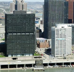 A Munich, Germany-based company has purchased 11 Stanwix, one of Pittsburgh's most recognizable landmarks at the base of the city's three rivers.