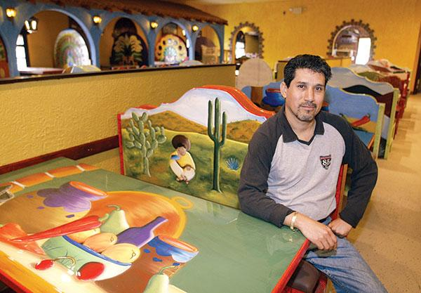 Martin Bolanos is the owner of Patron Mexican Grill, located near the intersection of Routes 19 and 910 in Pine Township, among others in the Pittsburgh region. Bolanos is set to open next year a Patron Mexican Grill in East Liberty.