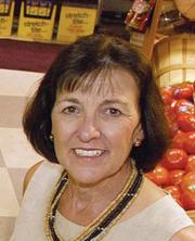 Bonnie McGinnis Vello, one of the top executives of McGinnis Sisters Special Food Store, No. 6 on the List of 25 Largest Pittsburgh-area Women-owned Businesses