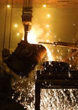 Pittsburgh-based U.S. Steel reported losses narrowed in the third quarter.