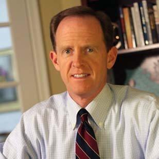 U.S. Sen. Pat Toomey, R-Pa