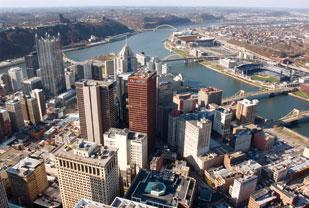 The Pittsburgh region's unemployment rate was 7.4 percent in September, up slightly from August 2012.