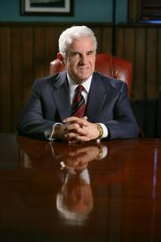 Angelo Armenti Jr. is president of California University of Pennsylvania, No. 5 on the Pittsburgh Business Times list of the largest Pittsburgh-area colleges and universities.
