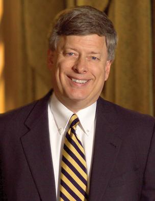 Mark A. Nordenberg,  president of the University of Pittsburgh